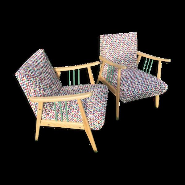 Selency Faite de fauteuils vintage années 50