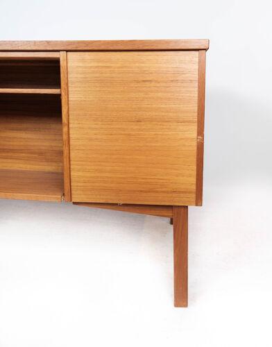 Bureau en teck de design danois des années 1960