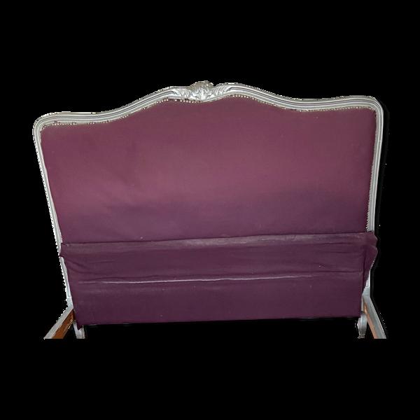 Tête de lit type Louis XV