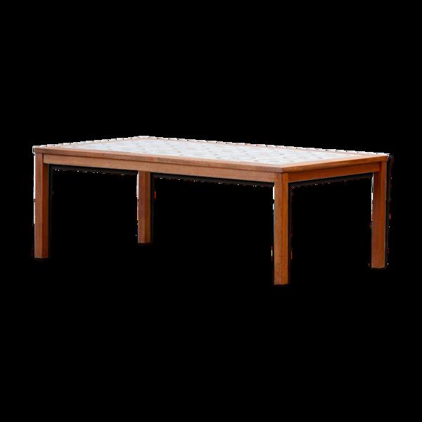 Table basse scandinaves vintage 1960