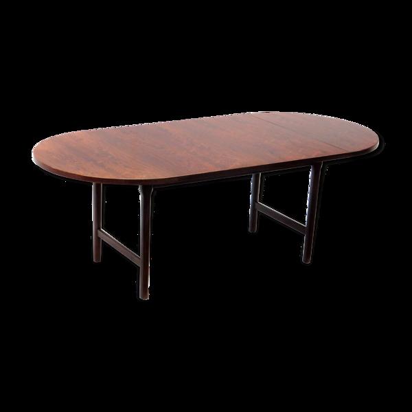 Table à manger extensible ovale