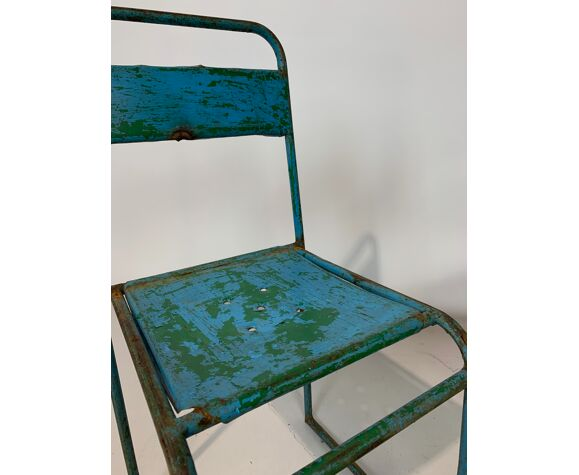Pair of children's chairs
