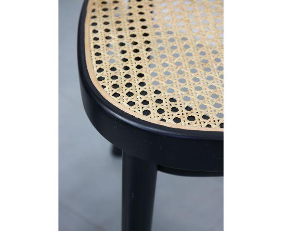 Chaises noir No. 218 design Michael Thonet, édition inconnue