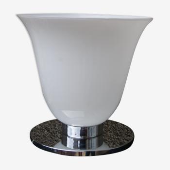 Lampe Mazda lampe a poser style art deco