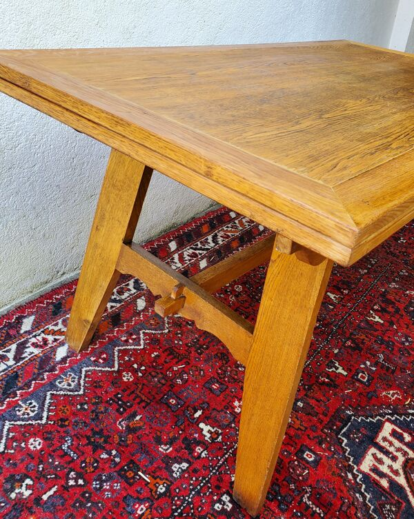 Table à manger René Gabriel Reconstruction