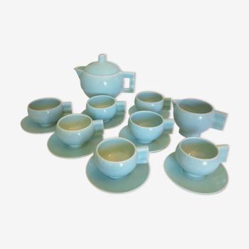 Service à thé Robj art déco