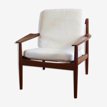 Teak chair by Arne Vodder, Denmark 1960