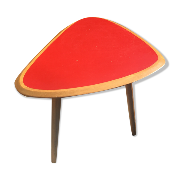 Table basse Red Edition 50's