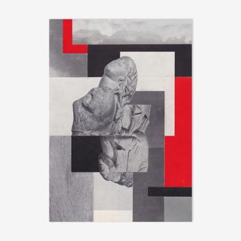 Collage isolation iii