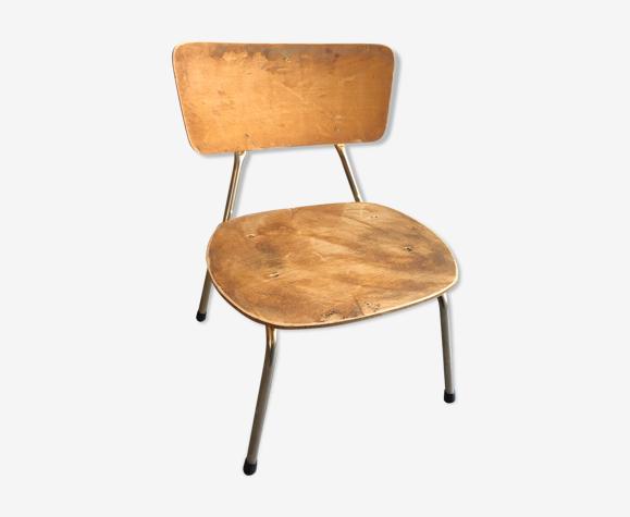 Chaise pour enfant vintage