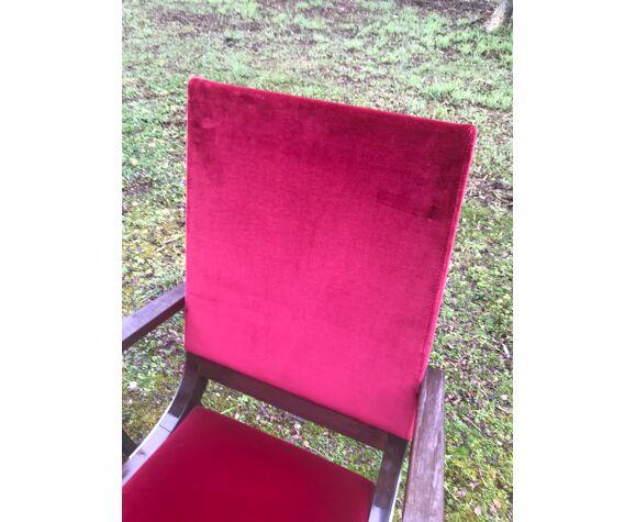 Paire de fauteuils Art Déco «Costantini Pietro»