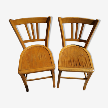 Chaises bistrot luterma