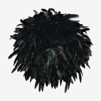 Juju hat Plumes sauvages Ebène