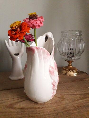 Vase cygne