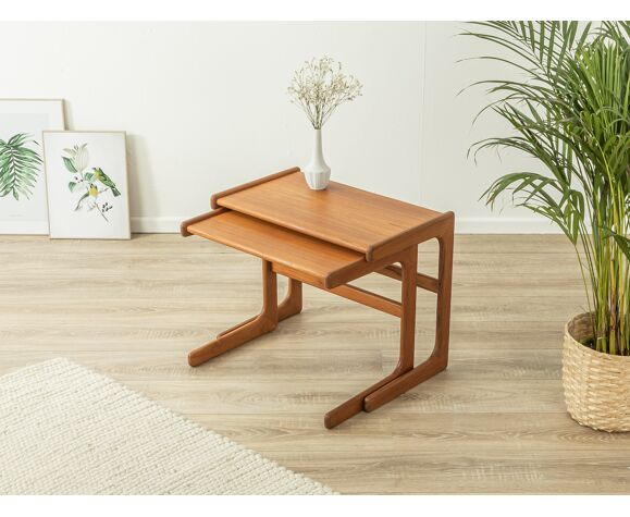 1960s nesting tables