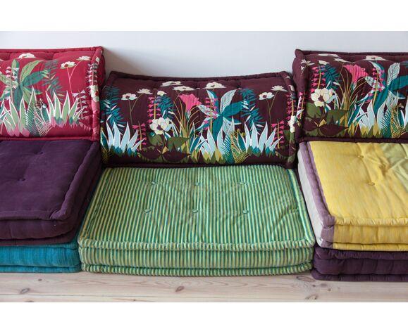 Mah Jong Modular Sofa By Hans Hopfer And Philippe Roche Roche Bobois Selency
