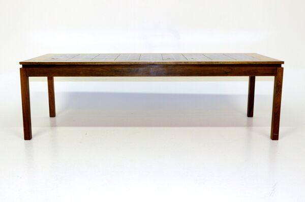 Table basse en céramique Danemark 1960