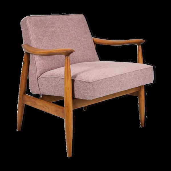 Selency Fauteuil scandinave GFM87, designer J. Kedziorek, années 1960,