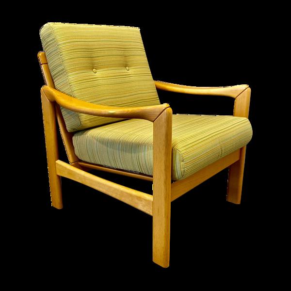 Fauteuil design scandinave 1960