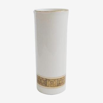 Vase vintage en porcelaine Royal Porzellan Bavaria KM