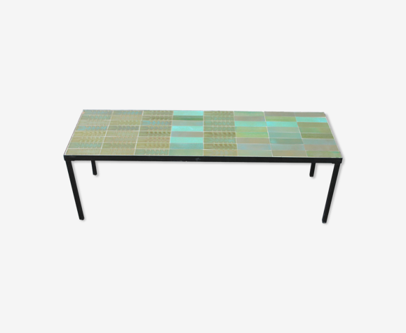 Table Roger Capron Vallauris