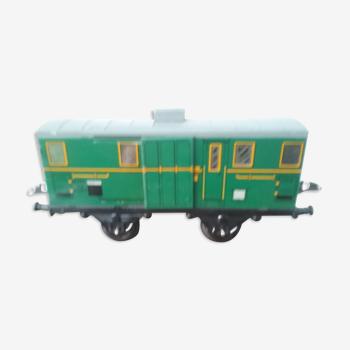 Wagon postal échelle o Hornby par Meccano
