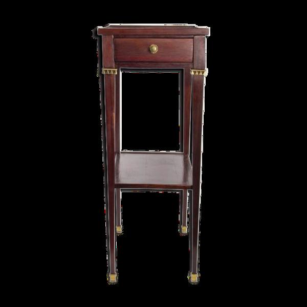 Selency Table rectangulaire d'époque Louis XVI bois de rose et palissandre
