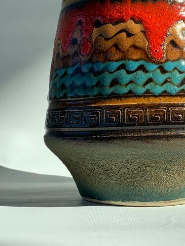 Vase en céramique W. Germany