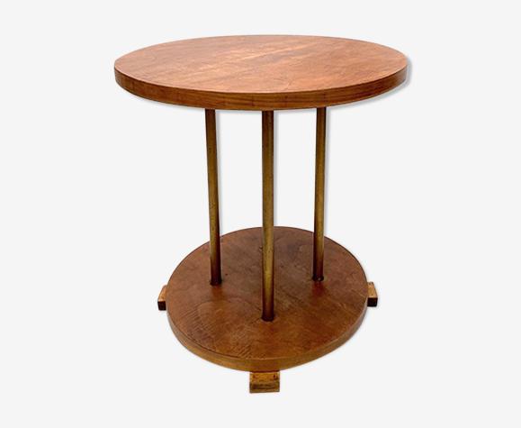 Table gueridon Art Déco