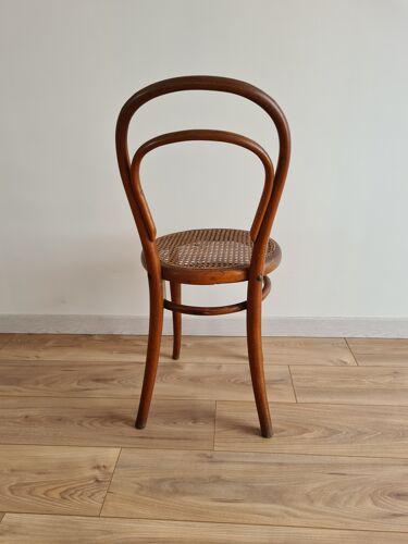 Chaise bistrot N°14 par Thonet 1860