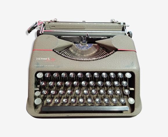 Machine à écrire Hermès baby années 40/50