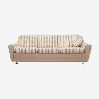 Canapé en laine design danois années 1980 production: Danemark