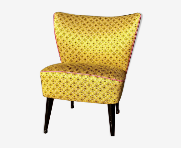 Restored cocktail chair