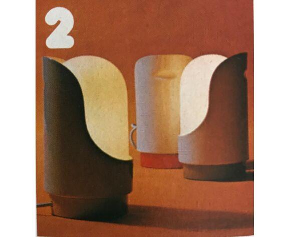 Lot de 2 céramiques, 1970