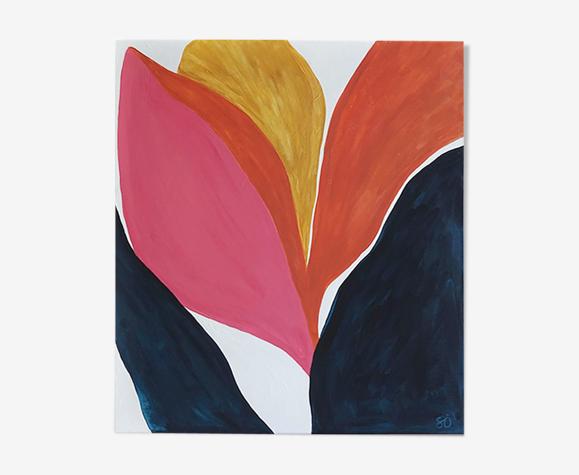 Flower burst, par Sara Ödman