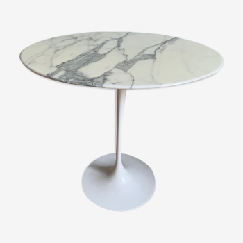Table d'appoint par Eero Saarinen pour Knoll International années 1970