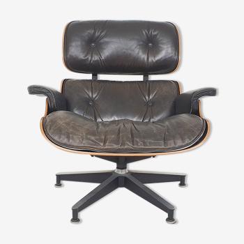 Fauteuil modèle 670 de Charles and Ray Eames  pour Herman Miller 3e génération 1971