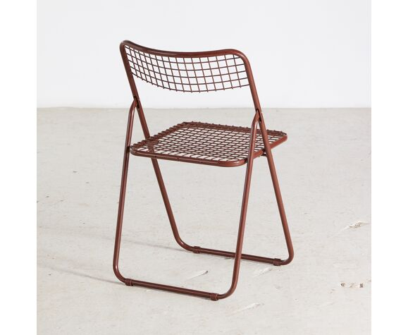 Chaise modèle ted net de Niels Gammelgaard, Ikea