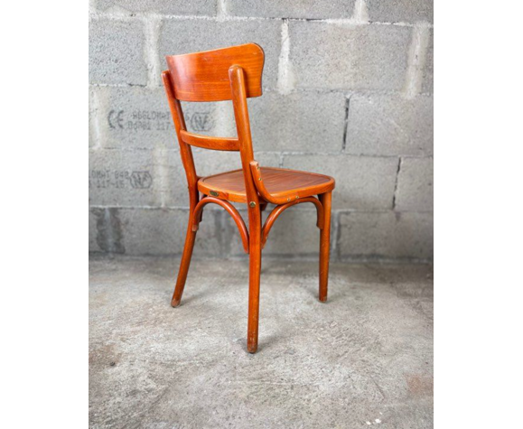 Chaise bistrot vintage