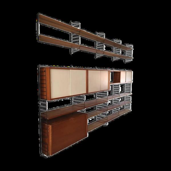 Selency Shelving system by Nisse Strinning for String Design Sweden AB