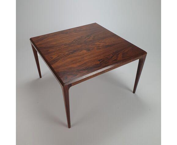 Table basse danoise par Johannes Andersen pour CFC Silkeborg, Danemark, années 1960