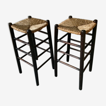 Pair of mulched Bar stools