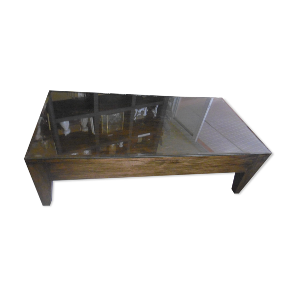 Selency Table basse rectangulaire, collection marina