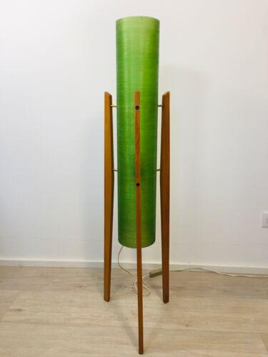 Lampadaire space age rocket années 1970
