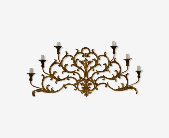Luminaire Palladio style Louis XVI