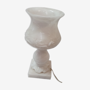 Lampe en marbre de 1970