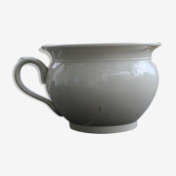 Vase de nuit pot de chambre