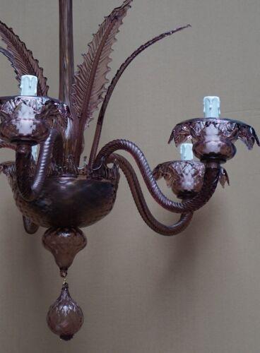 Lustre de Murano