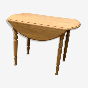 Table à volet