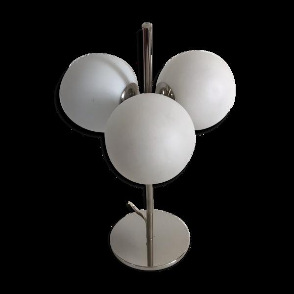 Lampe spoutnik atomique design annees 70